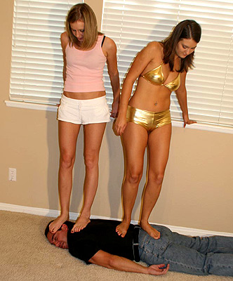 amateur trampling